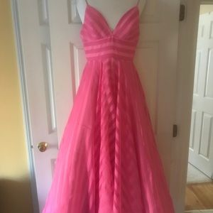 Sherry Hill prom dress